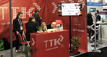 Salon Transports Publics 2018 in Paris