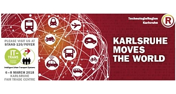 TechnologieRegion Karlsruhe presents IT and mobility competence