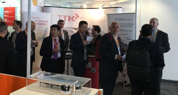 TTK at the World Metro Rail Congress in London