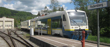 Acquisition of rolling stock Wieslauftalbahn