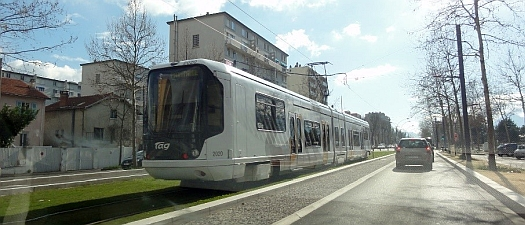 Tram-Train Süd Grenoble