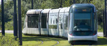Extension Tram Network Strasbourg 2020
